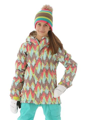 Girl's 686 Flora Insulated Snow Jacket