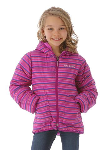 Columbia Dual Front Jacket - Girl's