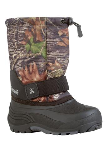Kamik Rocket Camo Boot - Youth