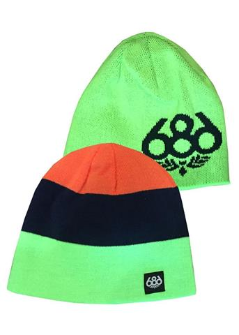 686 Reversible Beanie Boys