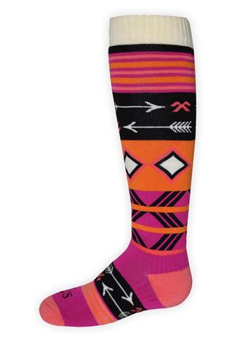 Hot Chillys Mid Volume Sock - Youth