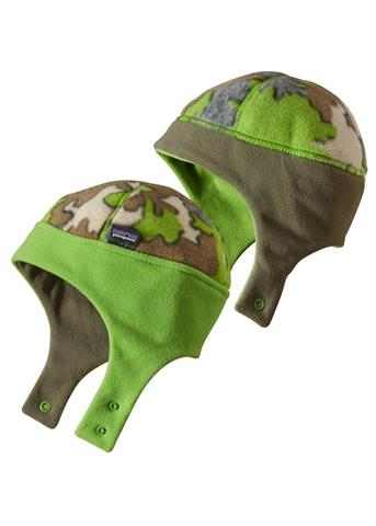 Patagonia Baby Reversible Synchilla Hat - Youth