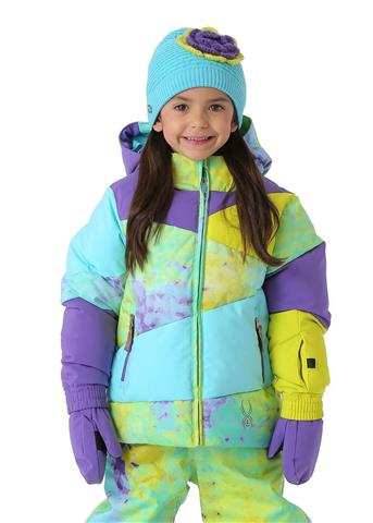 Spyder Bitsy Duffy Puff Jacket - Girl's