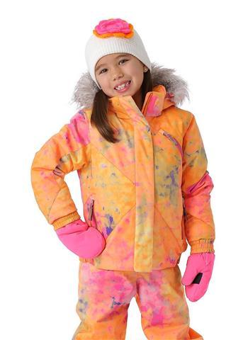 Spyder Bitsy Lola Jacket Girls