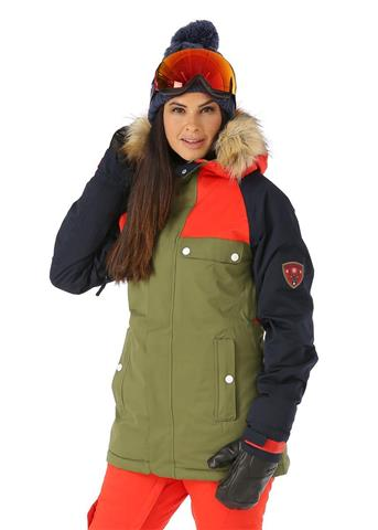 686 Dream Insulated Jacket Womens