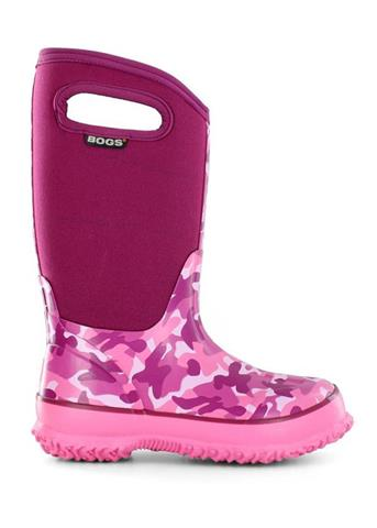Bogs Classic Camo Boots Youth