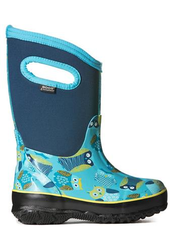 Bogs Classic Owl Boots Youth
