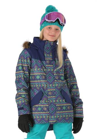 Burton Girl's Aubrey Snow Jacket
