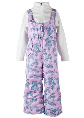 Obermeyer Toddler Snoverall Print Pant Girls
