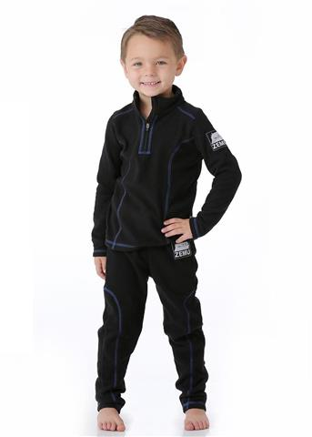 Zemu Apparel Little Boys Fleece Layer Set Boys