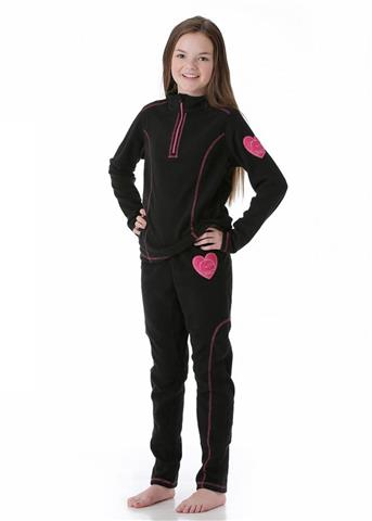 Zemu Apparel Junior Fleece Layer Set Girls
