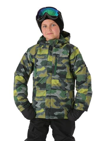 Columbia Lightning Lift Jacket - Boy's
