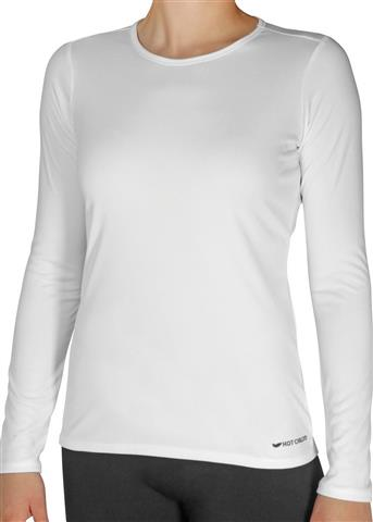 Hot Chillys Solid Crewneck - Women's