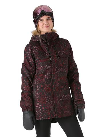 Volcom Shadow Insulated Jacket Womens