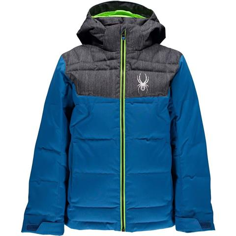 Sypder Clutch Down Jacket Boys