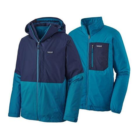 Patagonia 3 In 1 Snowshot Jacket Mens