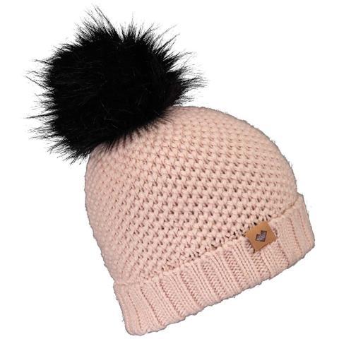 Obermeyer Riverside Faux Fur Pom Hat Girls