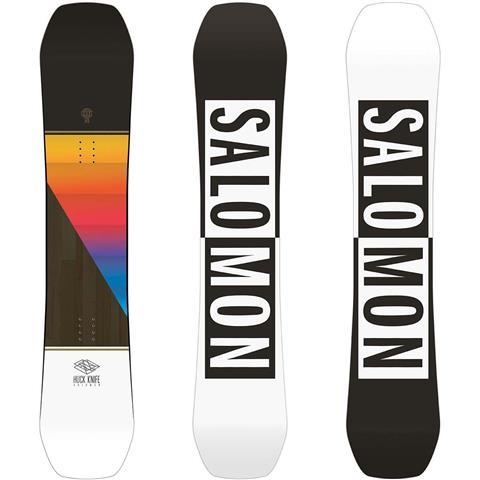 Salomon Huck Knife Grom Snowboard Youth