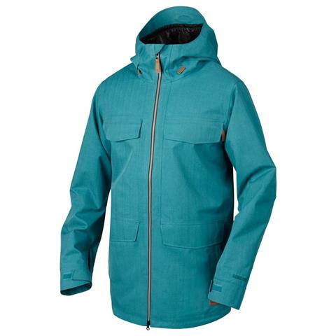 Oakley Thunder Gore Tex Biozone Shell Jacket Mens
