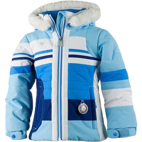 Obermeyer Snowdrop Jacket with Fur Girls