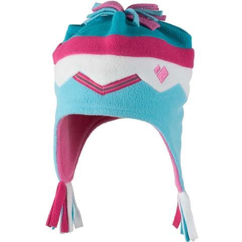 Obermeyer Zag Fleece Hat Girls