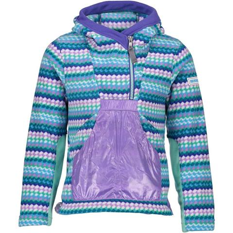 Obermeyer Alya Toddler Fleece Pullover - Girl's
