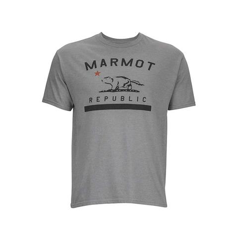 Marmot Republic Tee SS Mens