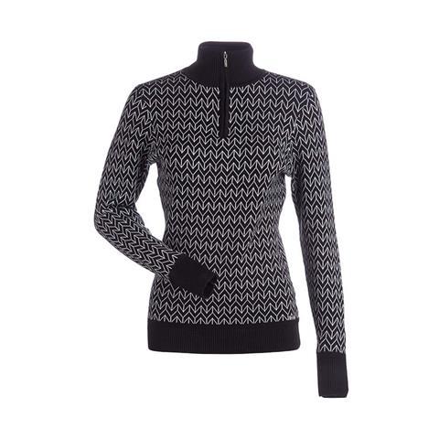 Nils Maddison 1/4 Zip Sweater Womens