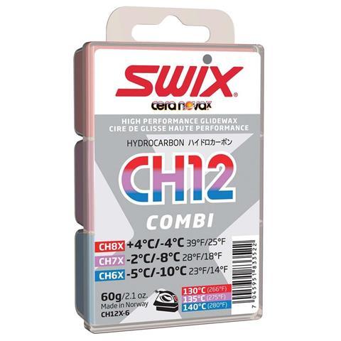 Swix CH012X 6 Hydrocarbon Wax