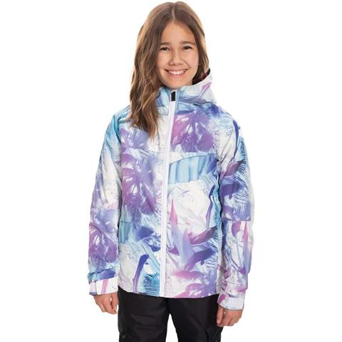 686 Speckle Insulated Jacket - Girl's