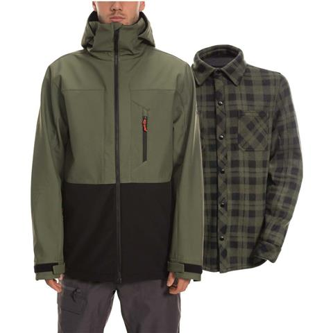 686 Smarty Phase Softshell Jacket Mens