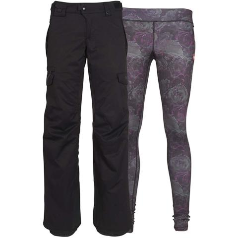 686 Smarty 3 in 1 Cargo Pant Womens