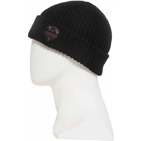 686 Waffle Roll Up Beanie Mens