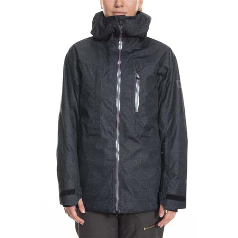 686 GLCR Cloud Down Thermagraph Jacket Womens