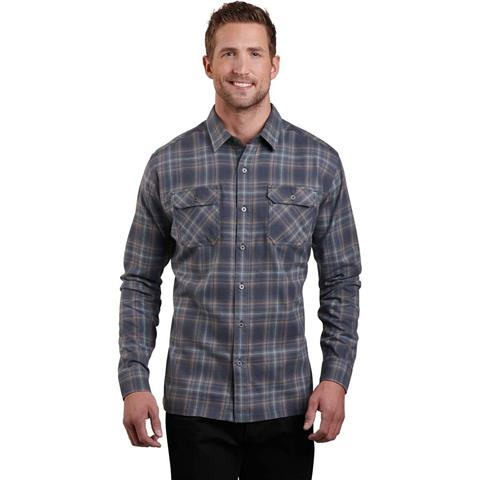 Kuhl Dillingr Flannel LS Shirt - Men's