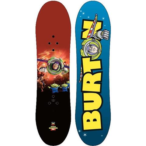 Burton Chopper Toy Story Snowboard - Boy's