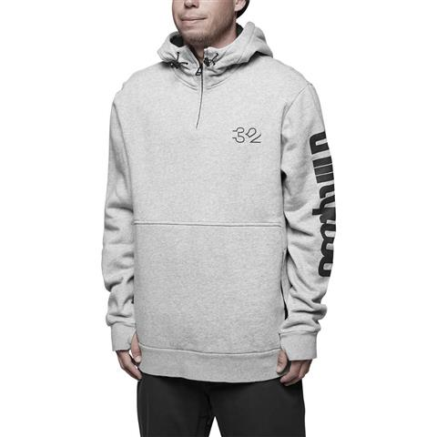 ThirtyTwo Stamped Hooded Pullover Mens