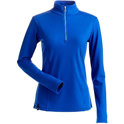 Nils Robin 1/4 Zip T-Neck - Women's