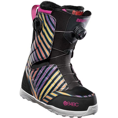 ThirtyTwo B4BC Lashed Double BOA Snowboard Boots Womens