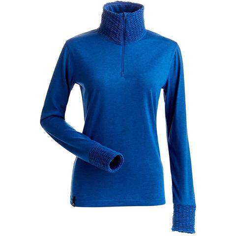 Nils Holly 1/4 Zip T-Neck - Women's