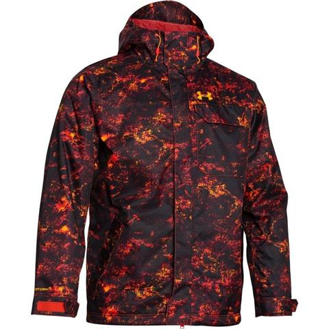 Under Armour CGI Hacker Hooded Jacket Mens