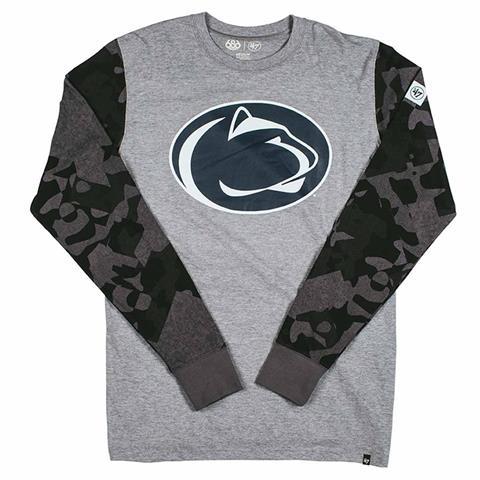686 Power Long Sleeve Shirt (686 / 47 Brand Penn State Collab)