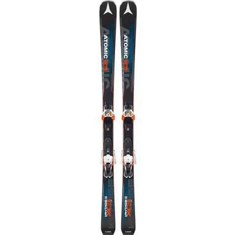 Atomic Vantage X 80 CTI Skis with Warden 13 MNC Bindings Mens