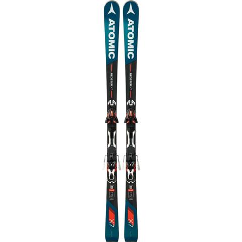 Atomic Redster X7 Skis with XT 12 Bindings Mens