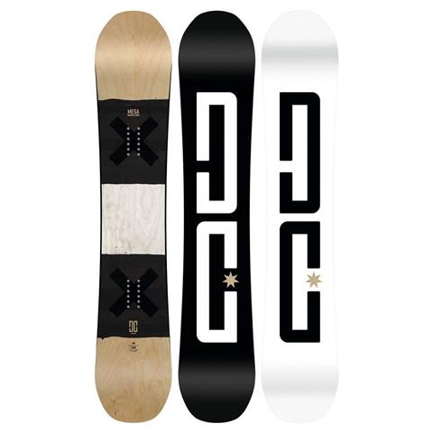 DC Mega Snowboard Mens