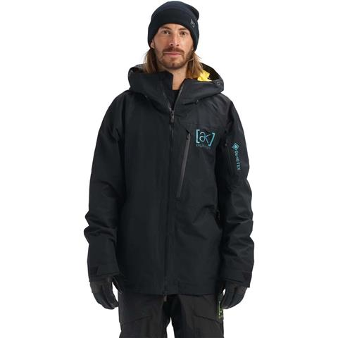 Burton Men's AK Gore-Tex Cyclic Jacket (Drydye Black)
