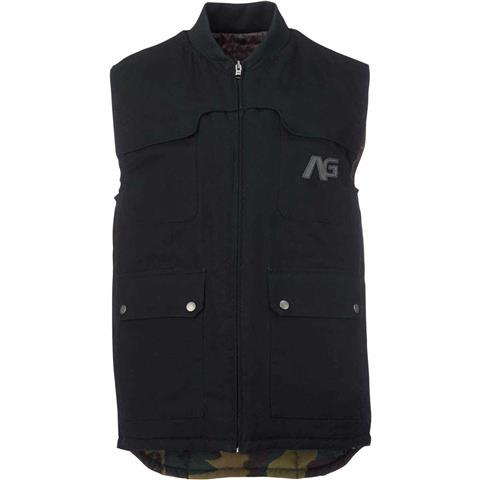 Analog Divest Reversible Vest Mens