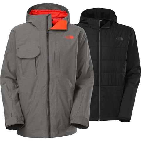 The North Face Hoodman Triclimate Jacket Mens