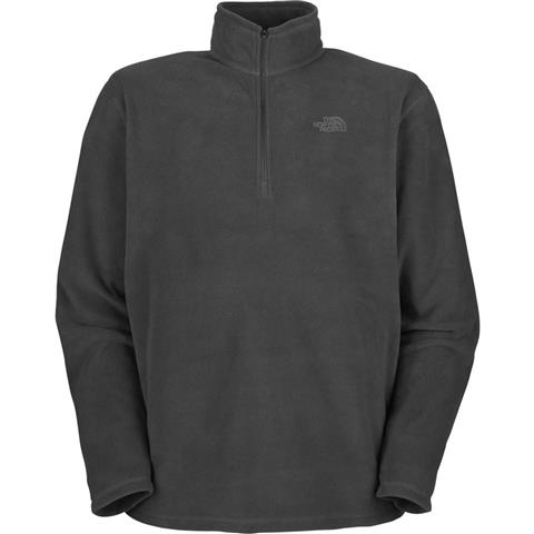 The North Face TKA 100 Microvelour Glacier 1/4 Zip Fleece Mens