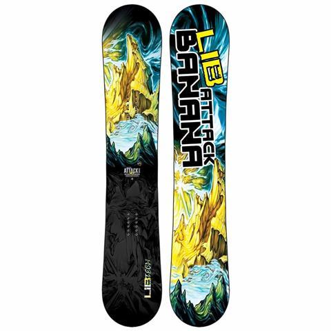 Lib Tech Attack Banana EC2 BTX Snowboard Mens